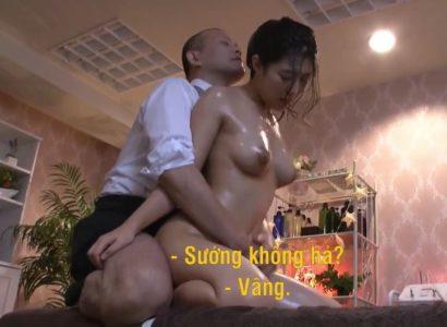 Vợ tìm đến massage kích dục vì chồng yếu Vietsub